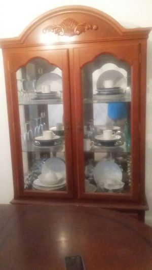 China CABINET and table for Sale in Washington, DC