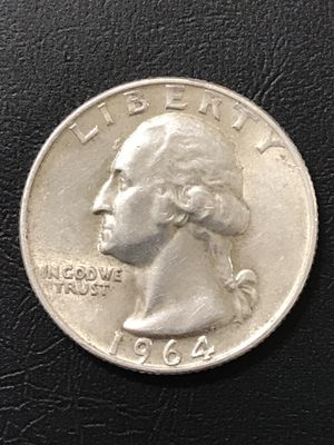 Used, 1964 silver quarter for Sale for sale  Oceanport, NJ
