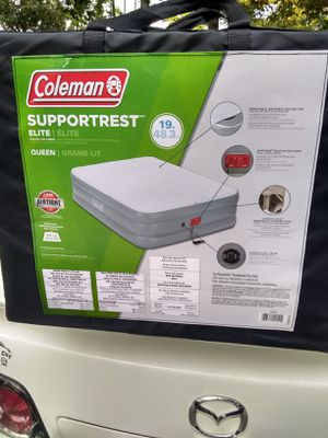 Coleman Air Mattress for Sale in Greenville, SC