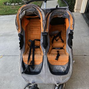 Double Jogger Stroller for Sale in Fontana, CA