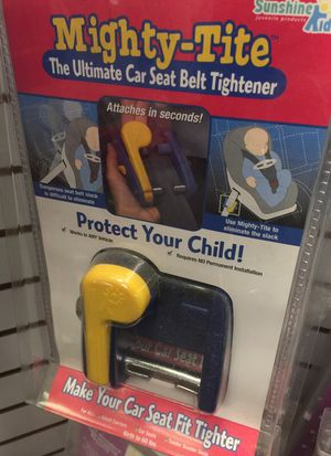 Car seat belt tighter for Sale in Philadelphia, PA