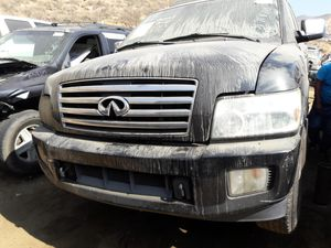 2006/2010 Infiniti q56 front end parts for Sale in Colton, CA