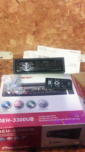 Pioneer car receiver for Sale in Brunswick, OH
