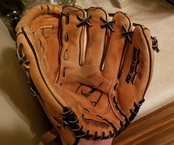 "Nike Keystone Diamond Ready 1200 12"" Baseball/Softball RHT Mitt Glove"
