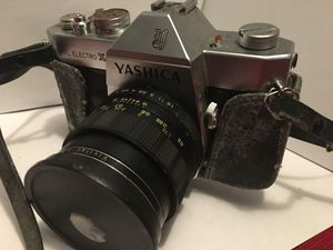 Yashica TL Electro X Camera for Sale in Anchorage, AK
