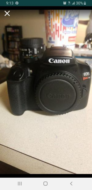 CANON T6 Rebel for Sale in Sacramento, CA