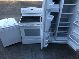 White kitchen appliance sets for Sale in Winter Park, FL