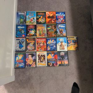 Disney DVDS for Sale in Milwaukie, OR