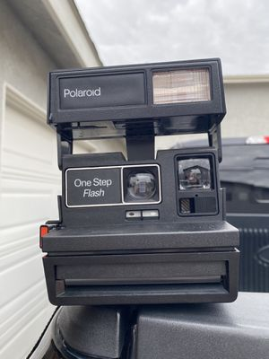 Polaroid one step for Sale in Los Alamitos, CA