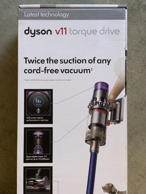 Dyson v11 torque drive cordless vacuum new for Sale in Brier, WA