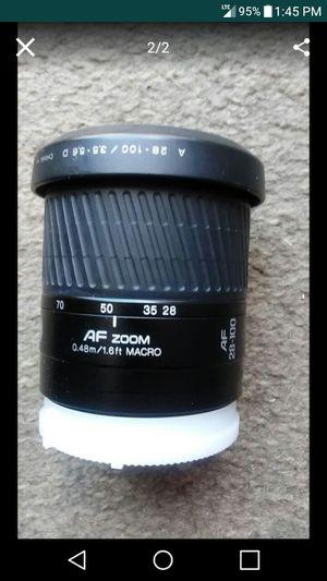 Minolta Camera Lens for Sale in Nashville, TN