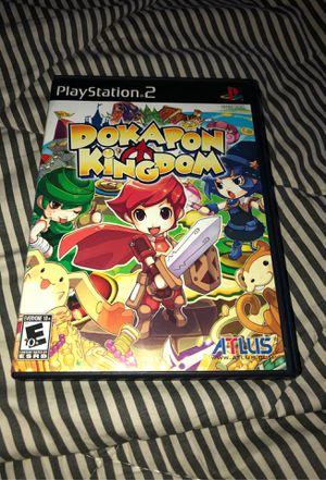 Dokapon Kingdom (PS2) for Sale in Pasadena, TX