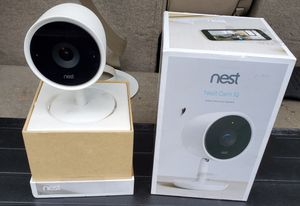 Need gone now, 399 brand new I'll do 120 if u make it fast, Almost new nest cam IQ, one of the best on the market, needs new 13 dollar charger cable for Sale in Tacoma, WA