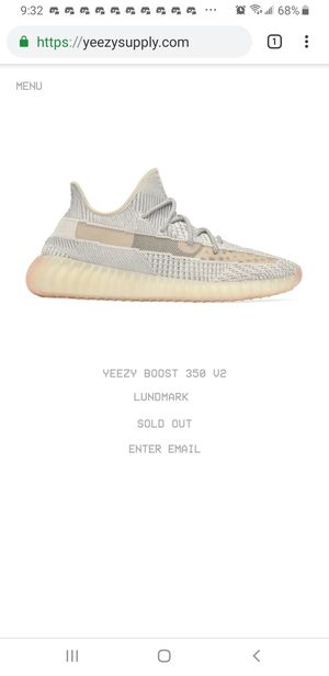 yezzy lundmark for Sale in Los Angeles, CA