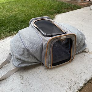 Extendable Pet Carrier for Sale in Santa Clara, CA