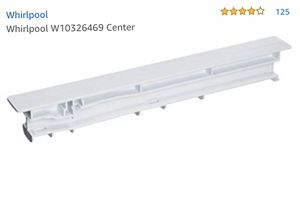 Center drawer rail for refrigerator for Sale in Tacoma, WA