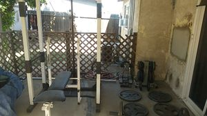 WEIGHT SET for Sale in Ontario, CA