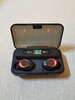 Bluetooth 5.0 Headsets True Wireless Headphones Mini In-Ear Earbuds for Sale in Walnut, CA