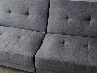 Super Comfortable Grey Couch/Futon for Sale in Bellevue,  WA