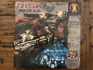Risk 2210 AD Board Game for Sale in Bellflower, CA