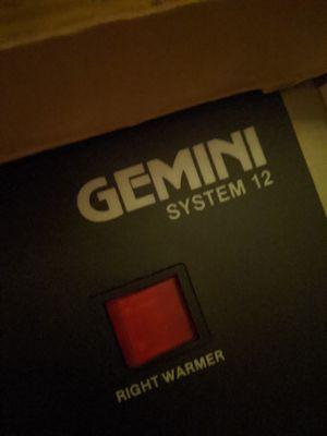 Gemini system 12 coffee maker for Sale in Santa Fe Springs, CA