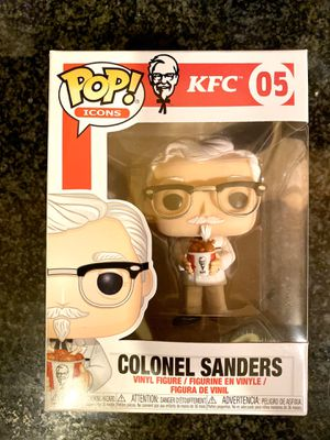 FUNKO POP COLONEL SANDERS for Sale in Chicago, IL