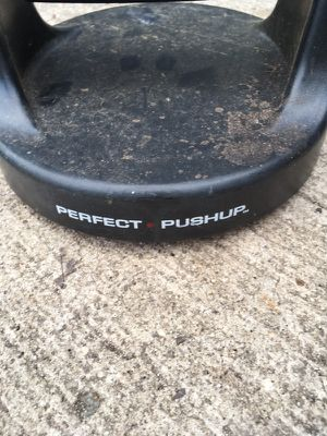 Perfect push up workout weight free! for Sale in Levittown, PA