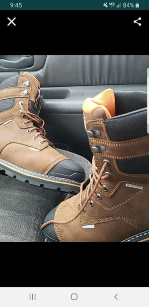 Survivor steel toe and waterproof boots for Sale in Euclid, OH