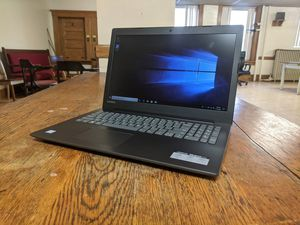 Like New i3 Laptop; Lenovo Ideapad 330-15ikb 81de, i3-8130u CPU, 8GB RAM, 128GB SSD, Windows 10 Home for Sale in Newark, OH
