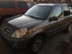 2006 Honda CrV CLEANNN!!!!!!!!! Low miles for Sale in Philadelphia, PA