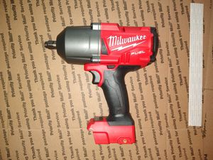 FUEL M18 18 volt lithium-ion wireless impact wrench, wireless, 1/2 in. With friction ring (tool only) for Sale in Aspen Hill, MD