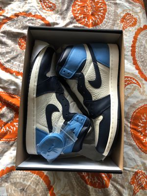 Jordan 1 obsidian size 11 for Sale in Torrance, CA