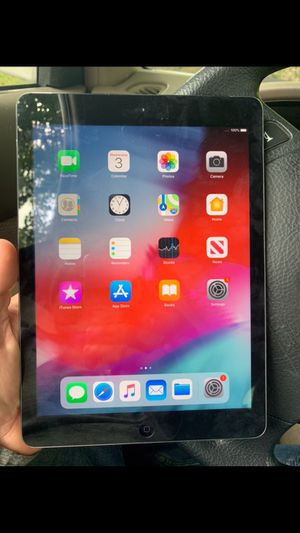 Factory Unlocked iPad Air 128GB WiFi + Cellular for Sale in Portland, OR