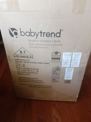 Baby stroller and car seat for Sale in Wheaton, MD