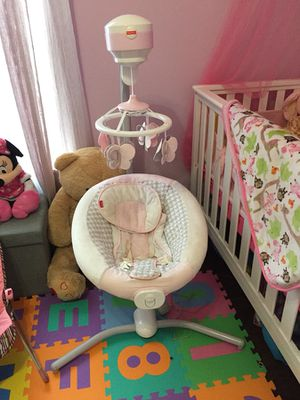 Baby girl swing for Sale in North Bethesda, MD