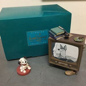 Walt Disney Classics Collection 101 Dalmatians for Sale in Ontario, CA
