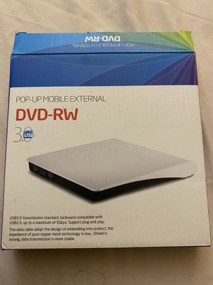 External DVD Drive for Sale in Charlotte, NC