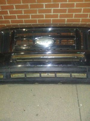 2008 2012 Ford E350Bumper ,Grill and headlights for Sale in Providence, RI