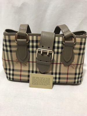 Vintage Burberry Bag for Sale in Sicklerville, NJ