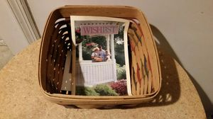 Longaberger Basket for Sale in Wayne, NJ