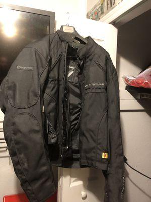 Frank Thomas armored riding jacket xxxl for Sale in Port Richey, FL