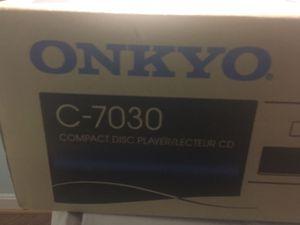 Onkyo C-7030 for Sale in Fairfax, VA