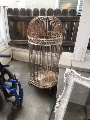 Bird cages for Sale in Menifee, CA