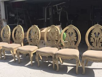 Solid Wood Craft Chairs for Sale in Haines City,  FL