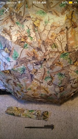 Hunting stand umbrella for Sale in Wenatchee, WA