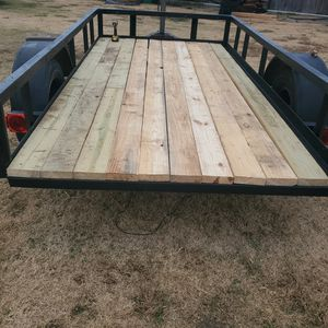 Traila 5x10 for Sale in Crowley, TX