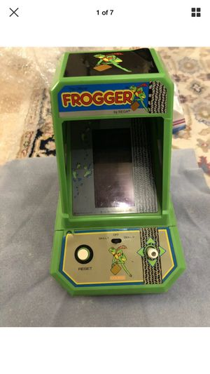 Frogger Arcade Game for Sale in Chicago, IL