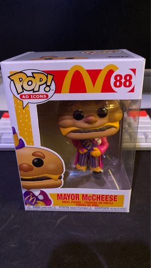 Mayor McCheese Funko Pop for Sale in Chula Vista, CA