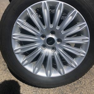Ford Fusion Tire And rim for Sale in Claremont, CA