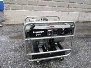 WINCO 4000 WATT GENERATOR for Sale in Methuen, MA